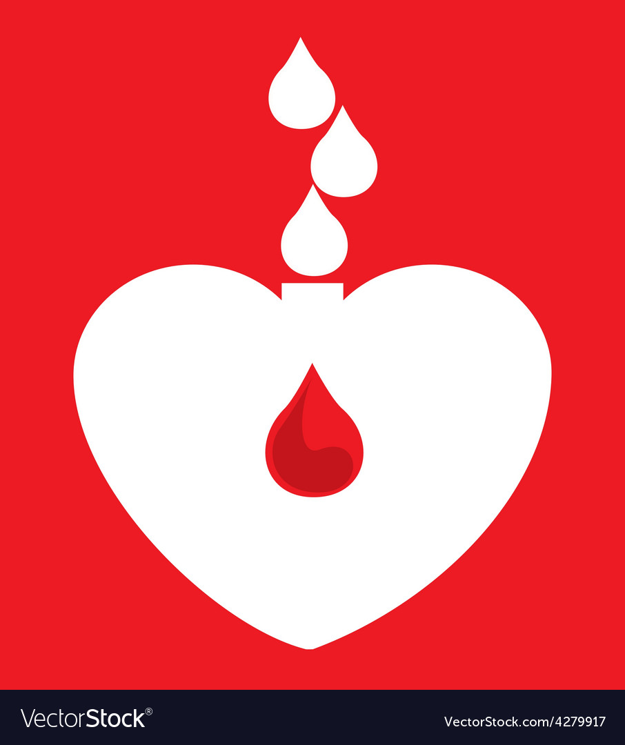 Donate blood vector   Price: 1 Credit (USD $1)