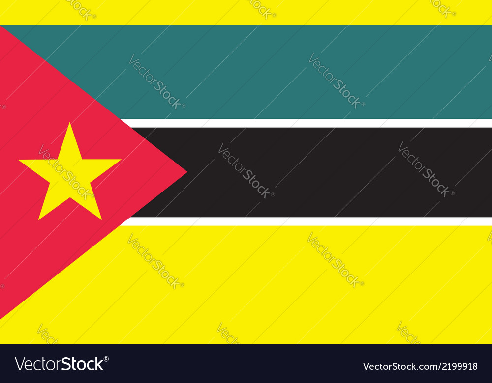 Mozambique vector | Price: 1 Credit (USD $1)