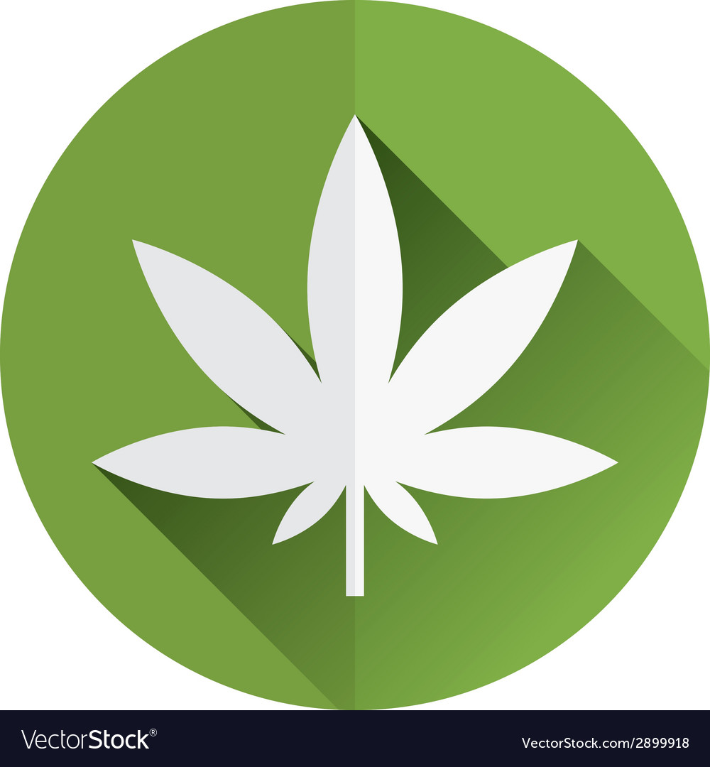 Weed icon vector   Price: 1 Credit (USD $1)