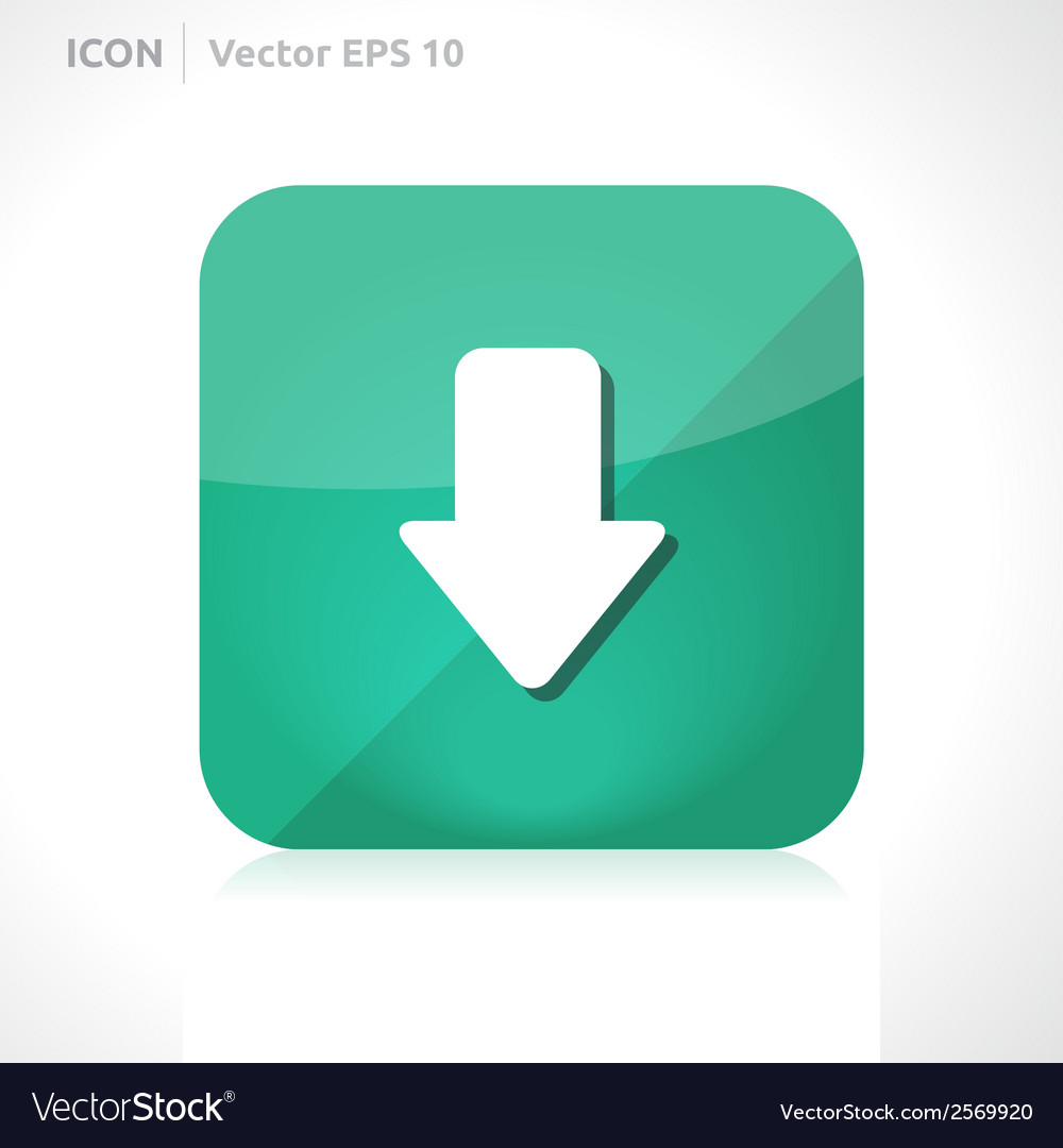 Download icon vector | Price: 1 Credit (USD $1)