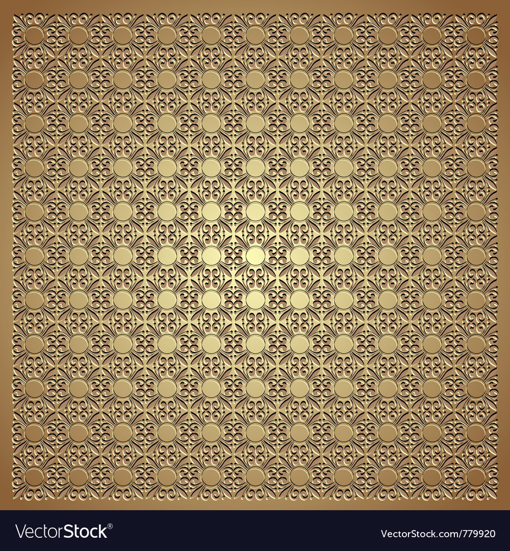 Gold emboss vector | Price: 1 Credit (USD $1)