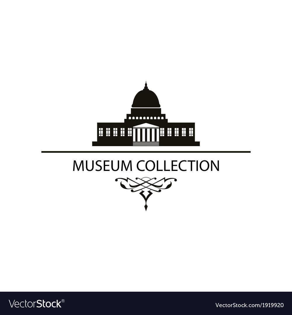 House museum icon vector | Price: 1 Credit (USD $1)