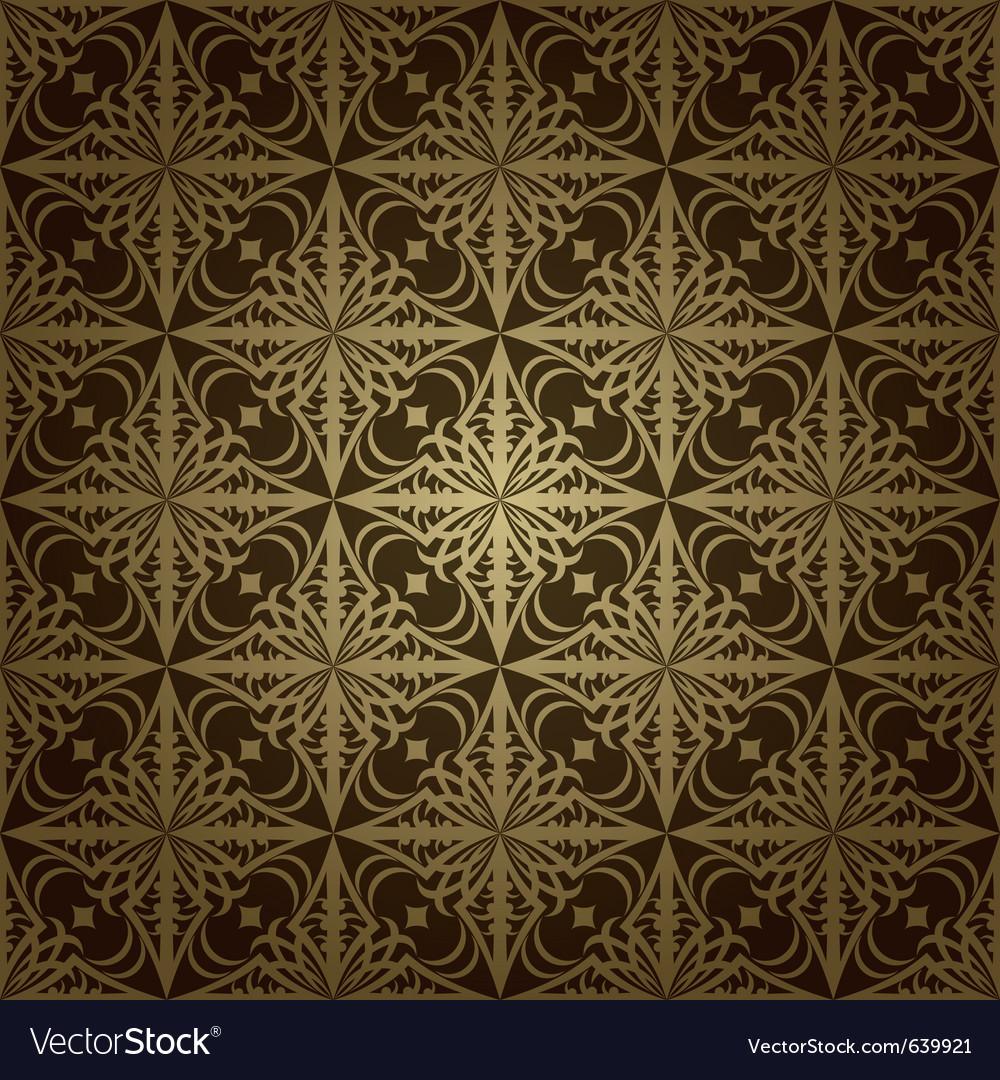 Wallpaper pattern dark vector | Price: 3 Credit (USD $3)