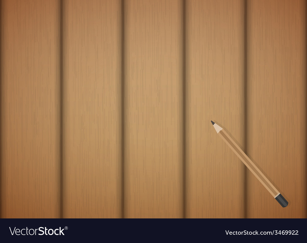 Blank realistic spiral pencil vector | Price: 1 Credit (USD $1)