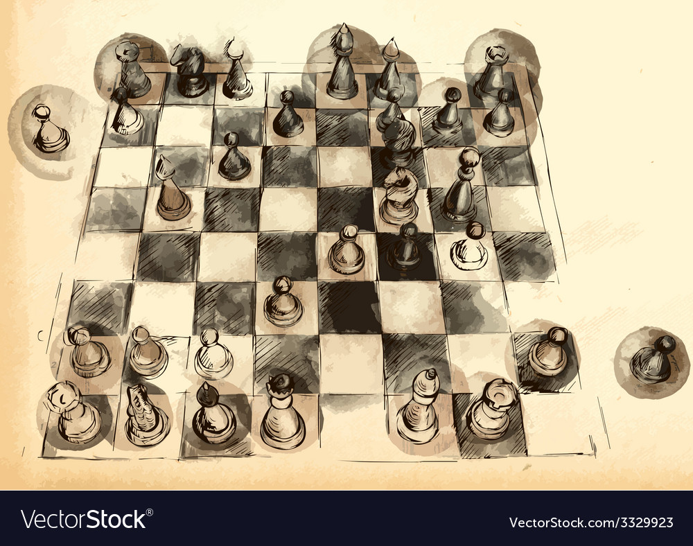 The worlds great chess games anderssen - vector   Price: 3 Credit (USD $3)