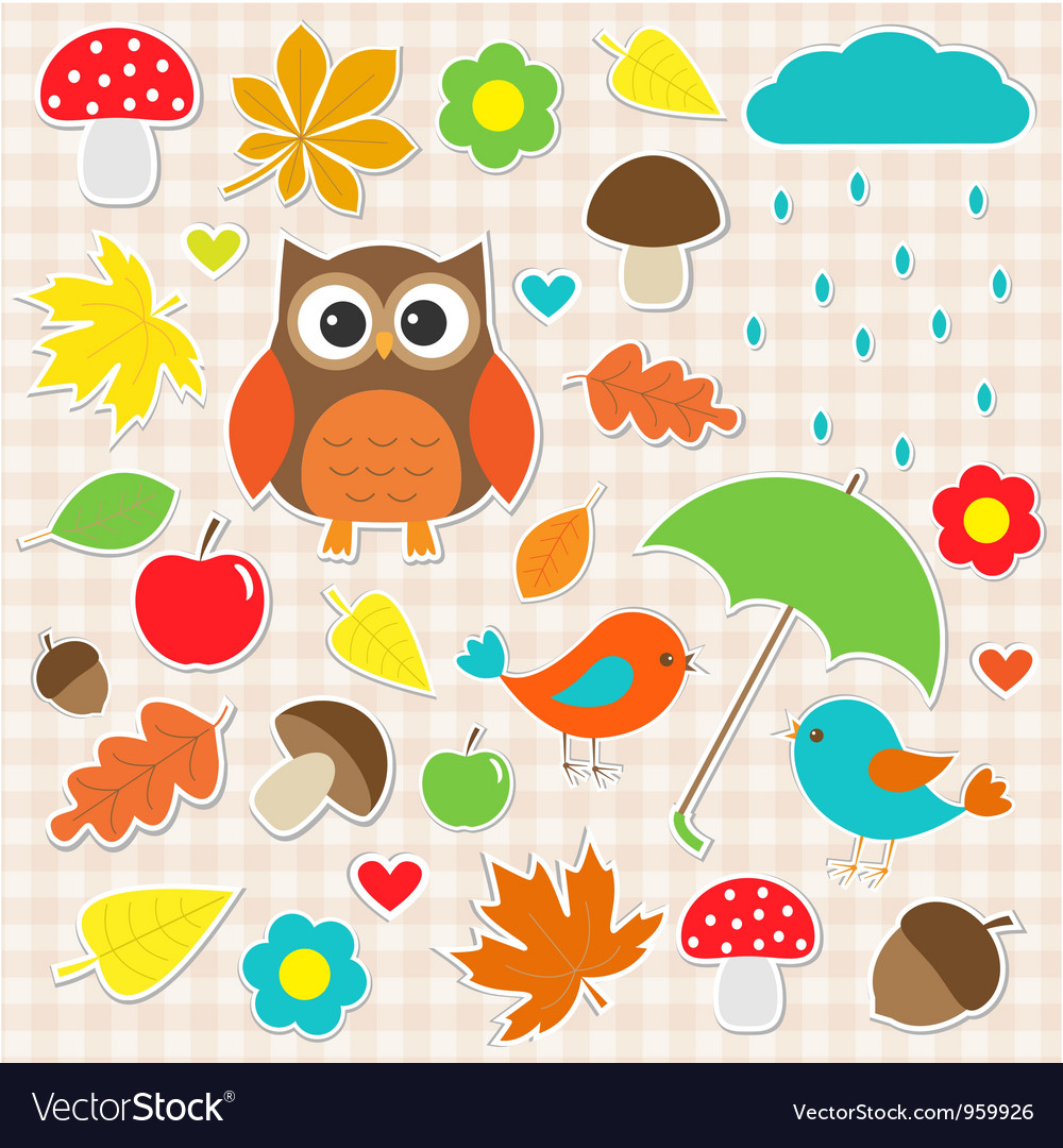 Autumn vector | Price: 1 Credit (USD $1)