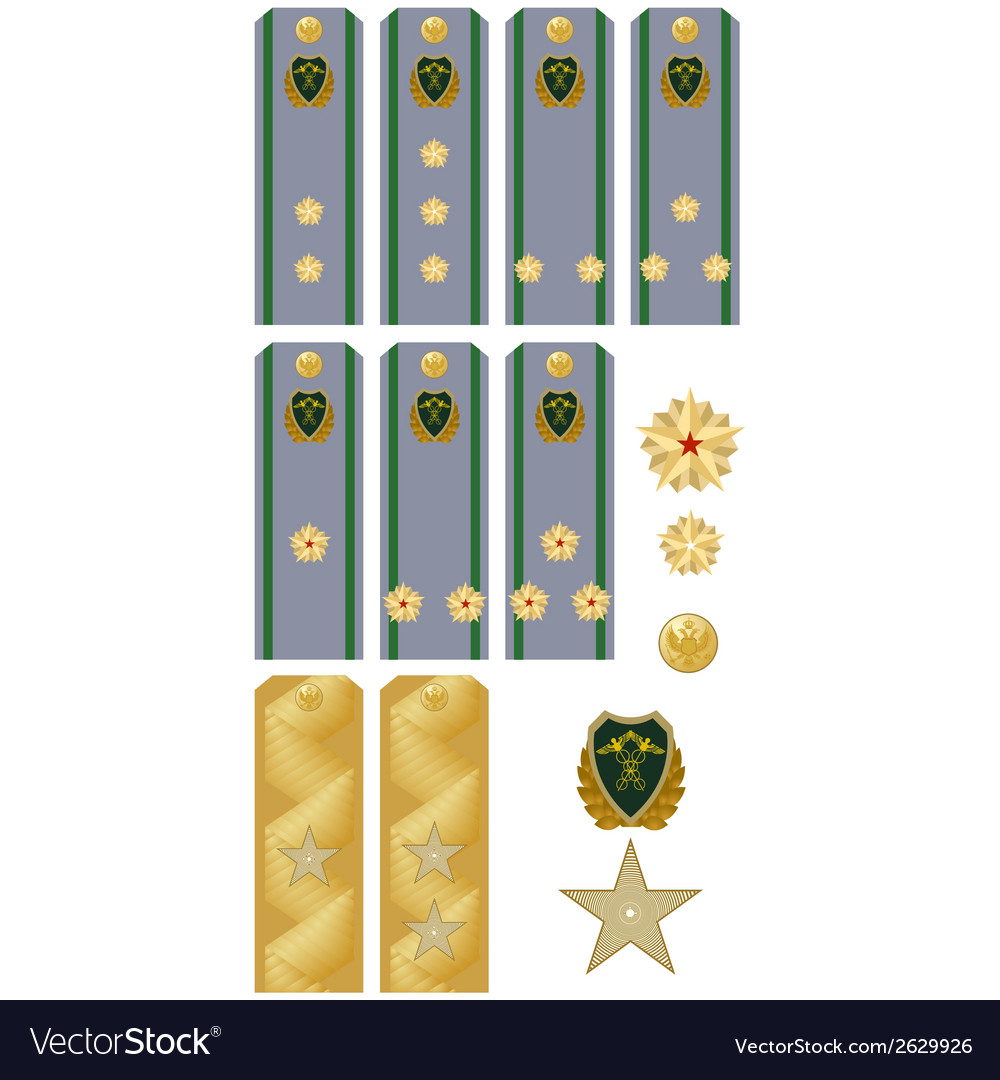 Insignia customs service of russia vector | Price: 1 Credit (USD $1)
