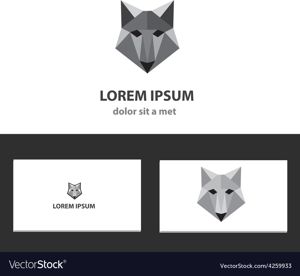 Abstract logo design template for business vector | Price: 1 Credit (USD $1)