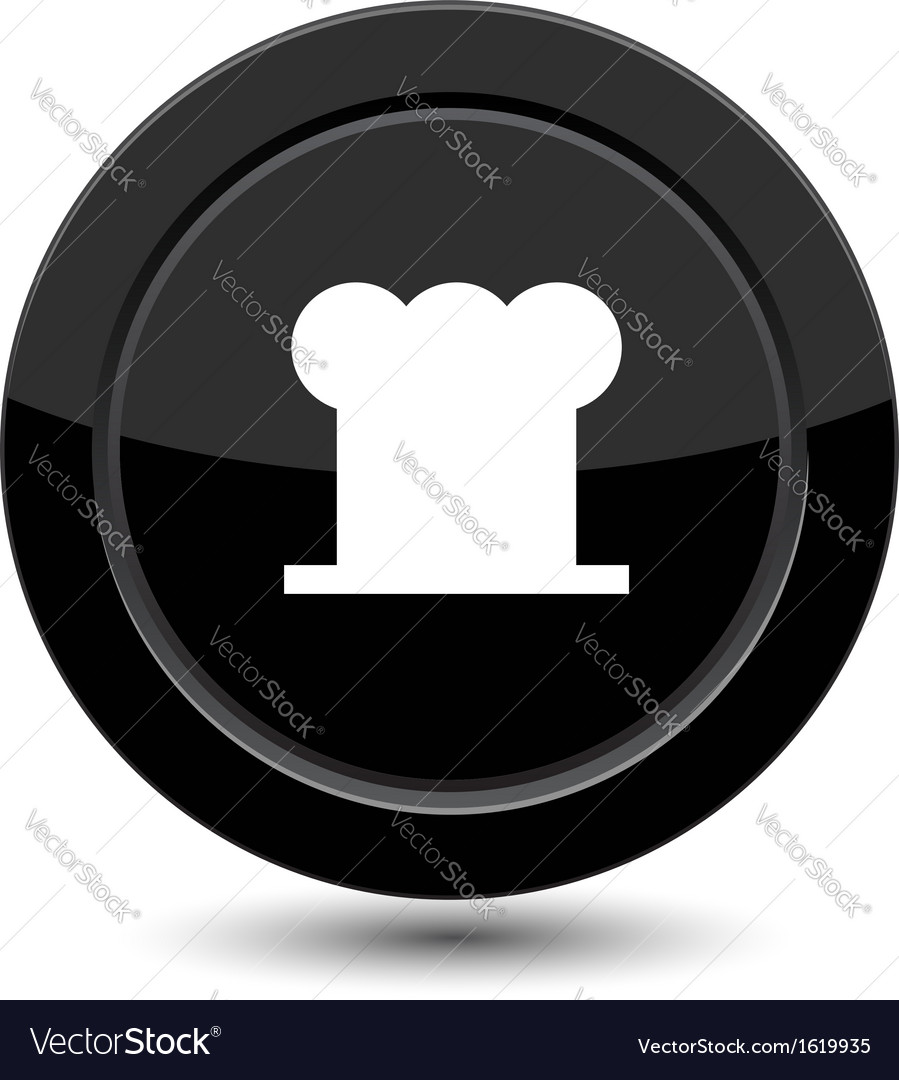 Button with sign vector | Price: 1 Credit (USD $1)