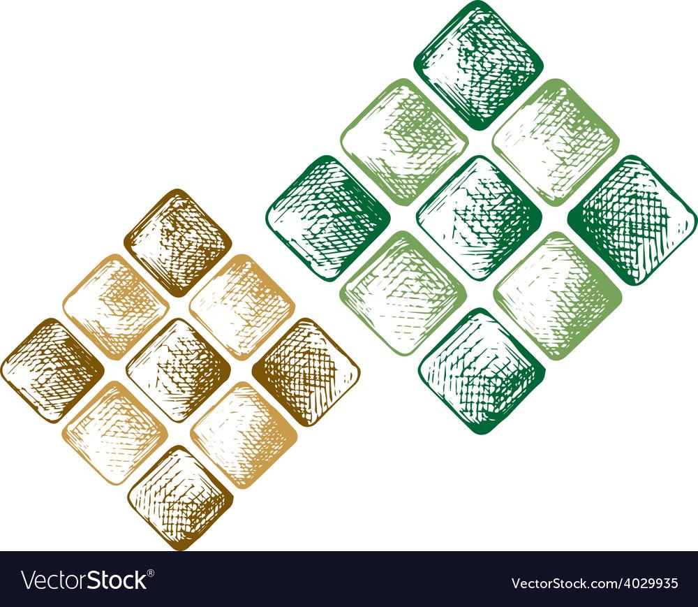 Muslim ketupat vector   Price: 1 Credit (USD $1)