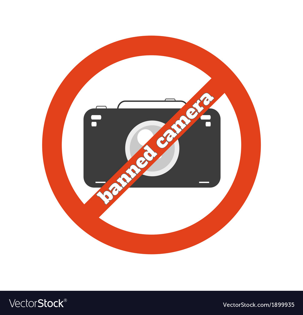 No camera vector | Price: 1 Credit (USD $1)