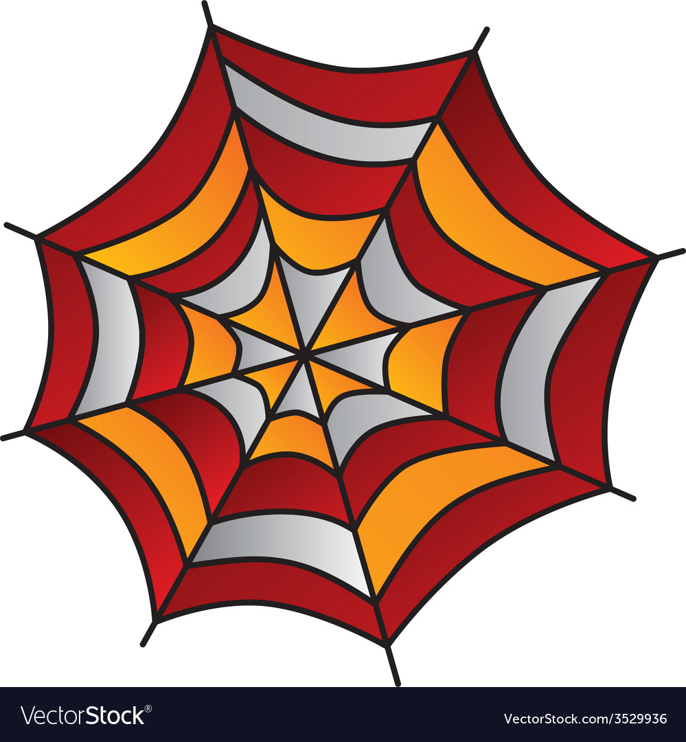 Spider web art vector | Price: 1 Credit (USD $1)