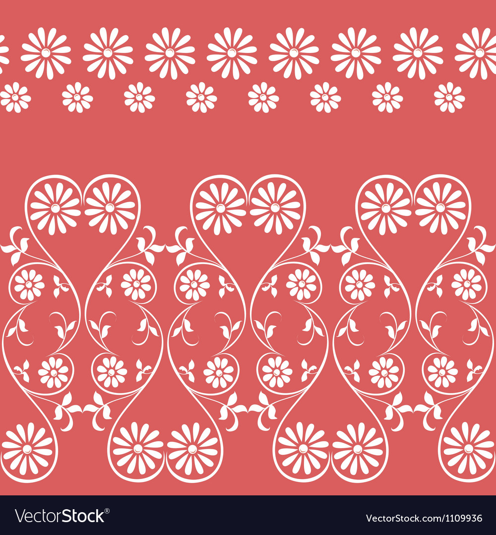Swirling decorative floral elements ornament vector | Price: 1 Credit (USD $1)