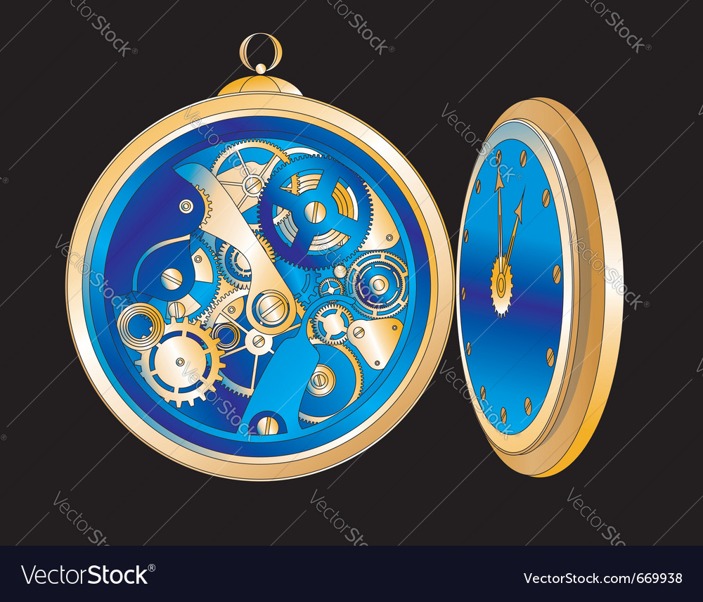 Clockwork vector | Price: 3 Credit (USD $3)
