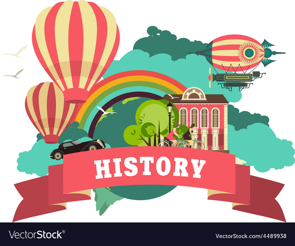 History vector | Price: 3 Credit (USD $3)