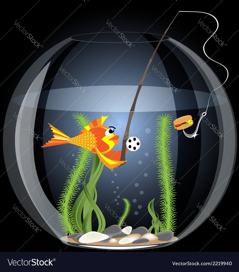 Fish and food vector   Price: 1 Credit (USD $1)