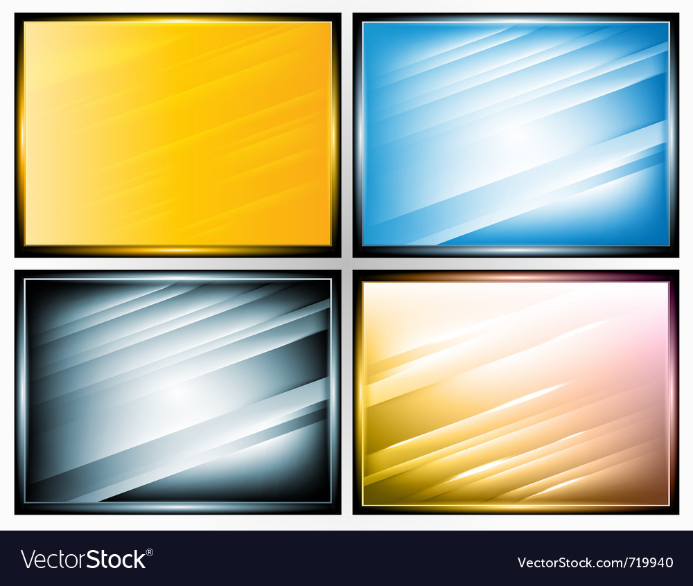 Light and shade stripes vector | Price: 1 Credit (USD $1)