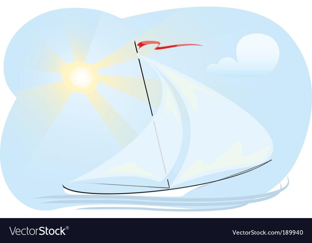 Sun ship vector   Price: 1 Credit (USD $1)
