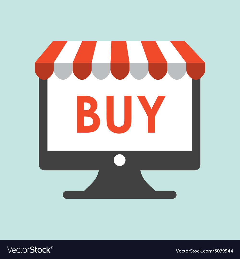 Buy on line design vector | Price: 1 Credit (USD $1)