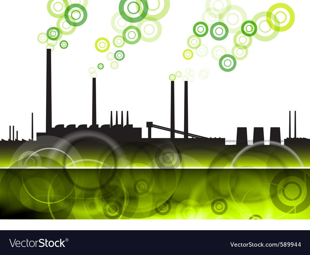 Eco smoke vector | Price: 1 Credit (USD $1)