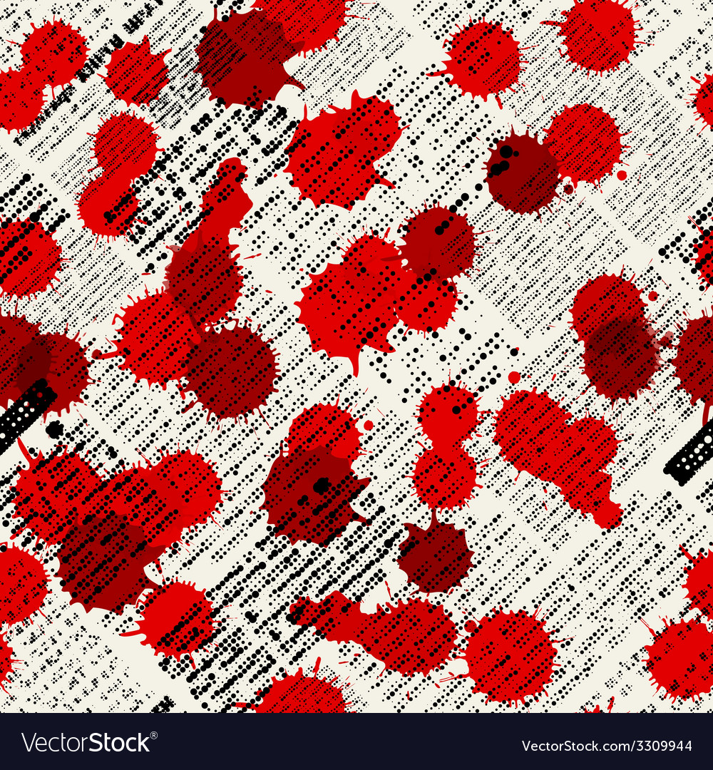 Imitation of newspapers stained with blood vector | Price: 1 Credit (USD $1)