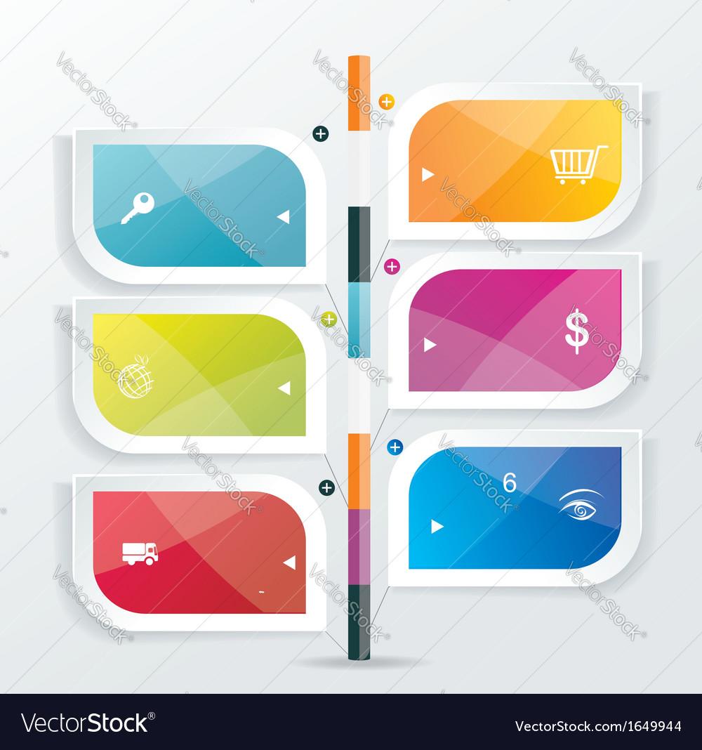 Modern speech bubble template style vector   Price: 1 Credit (USD $1)
