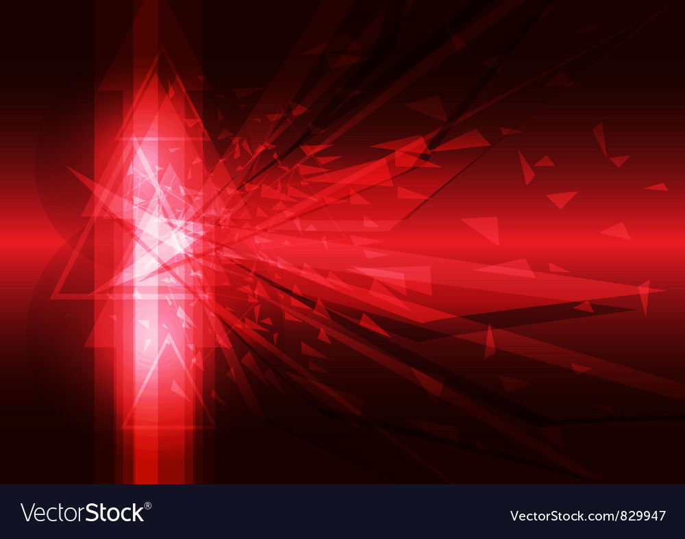 Explosion abstract background vector | Price: 1 Credit (USD $1)
