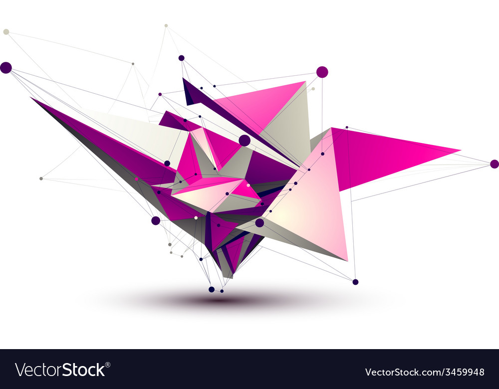 Magenta contemporary eps8 technology construction vector | Price: 1 Credit (USD $1)