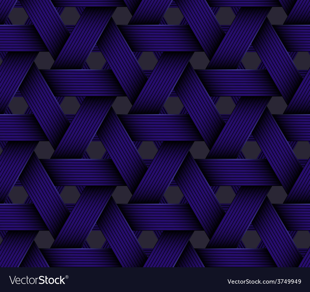 Dark plastic basketwork vector | Price: 1 Credit (USD $1)
