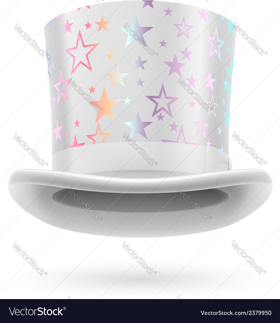 Top hat vector | Price: 1 Credit (USD $1)