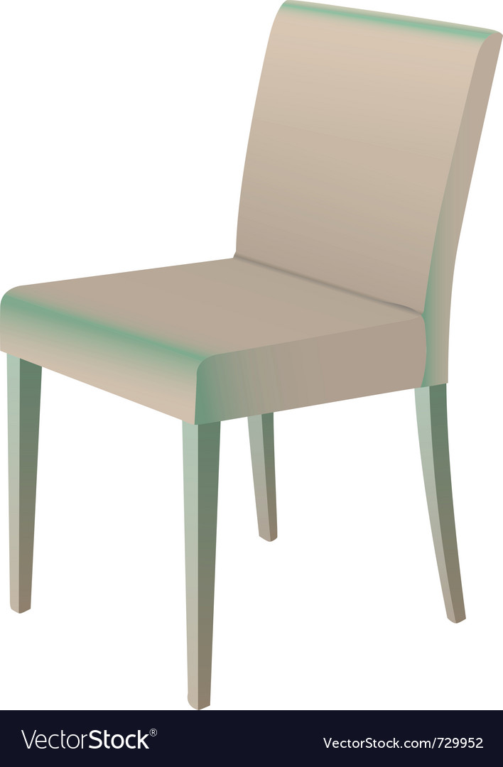 Dining chair vector | Price: 1 Credit (USD $1)