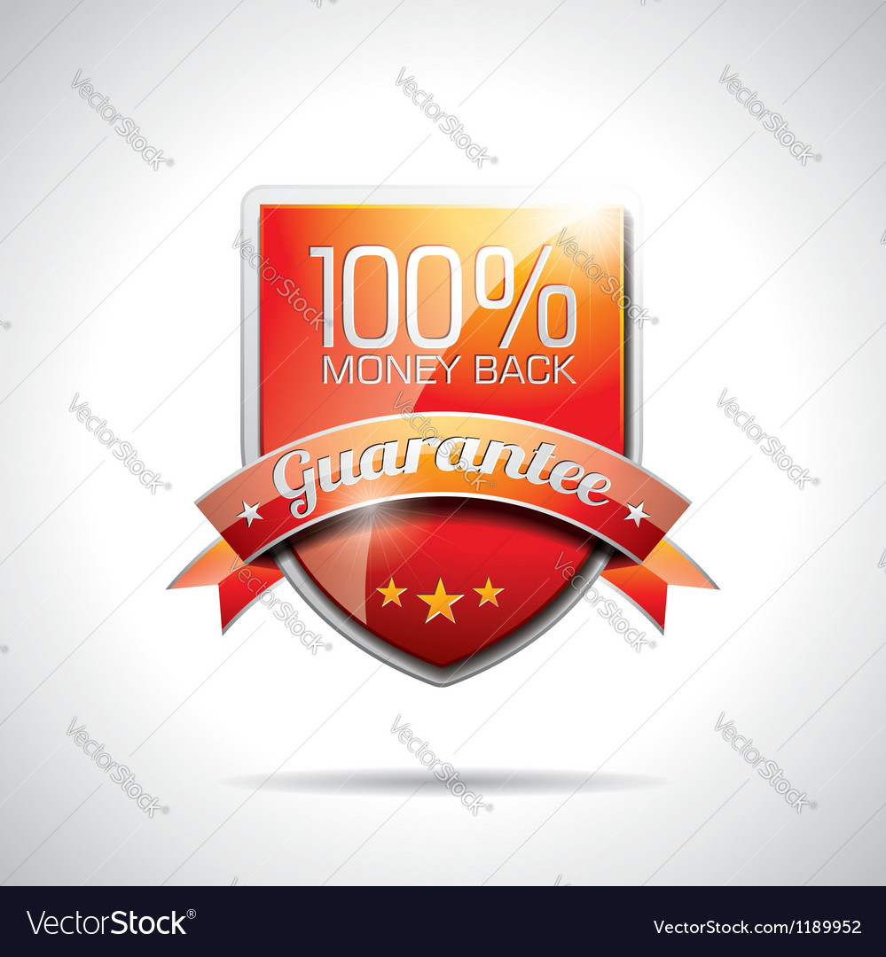 Guarantee labels vector | Price: 3 Credit (USD $3)
