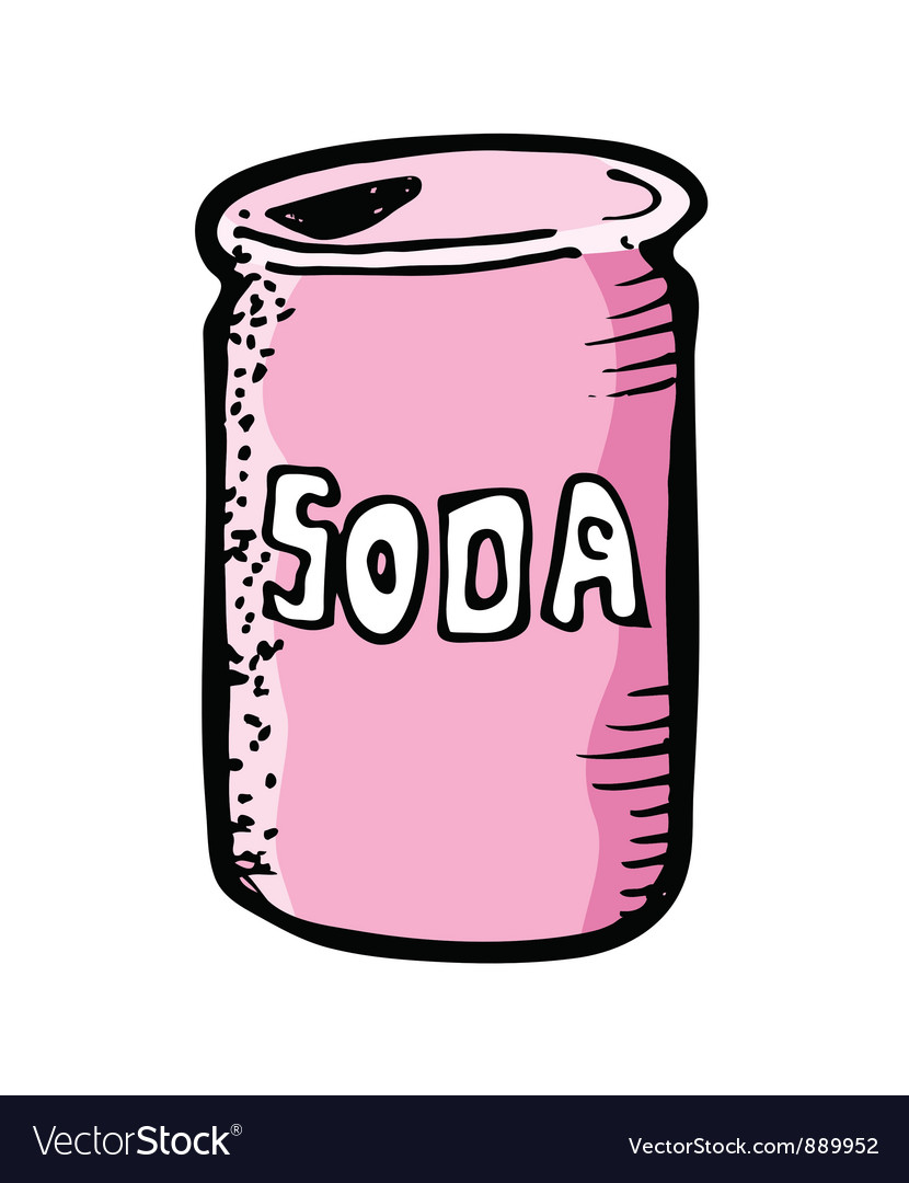 Soda drink vector | Price: 1 Credit (USD $1)