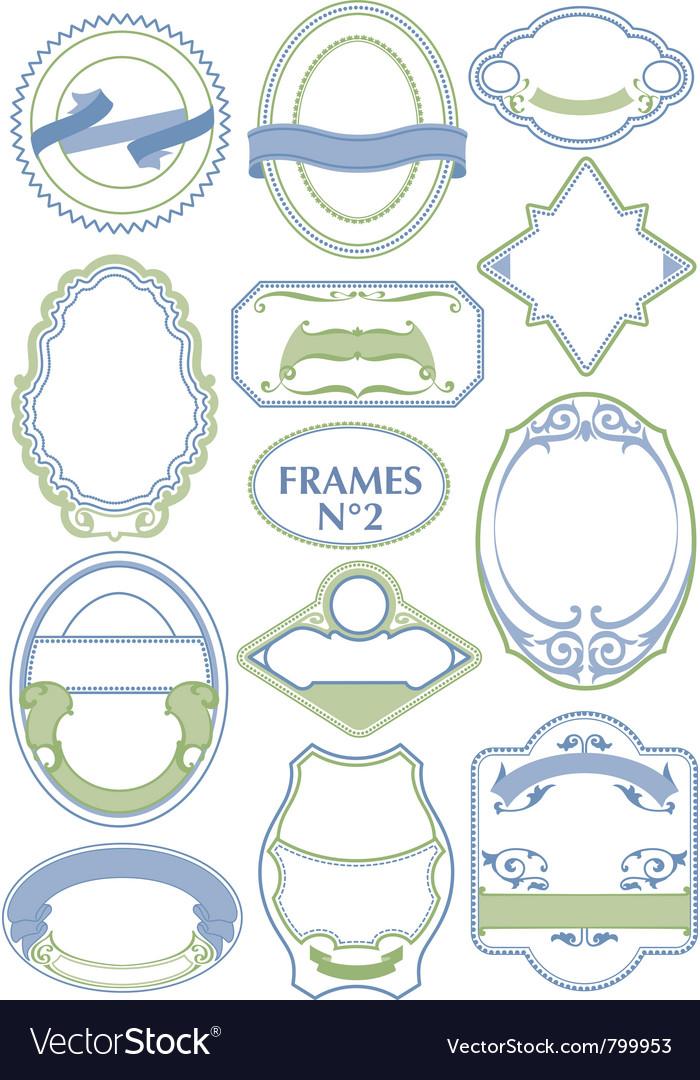 Frame set vector | Price: 1 Credit (USD $1)