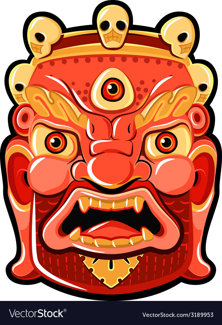 Mahakala vector | Price: 1 Credit (USD $1)