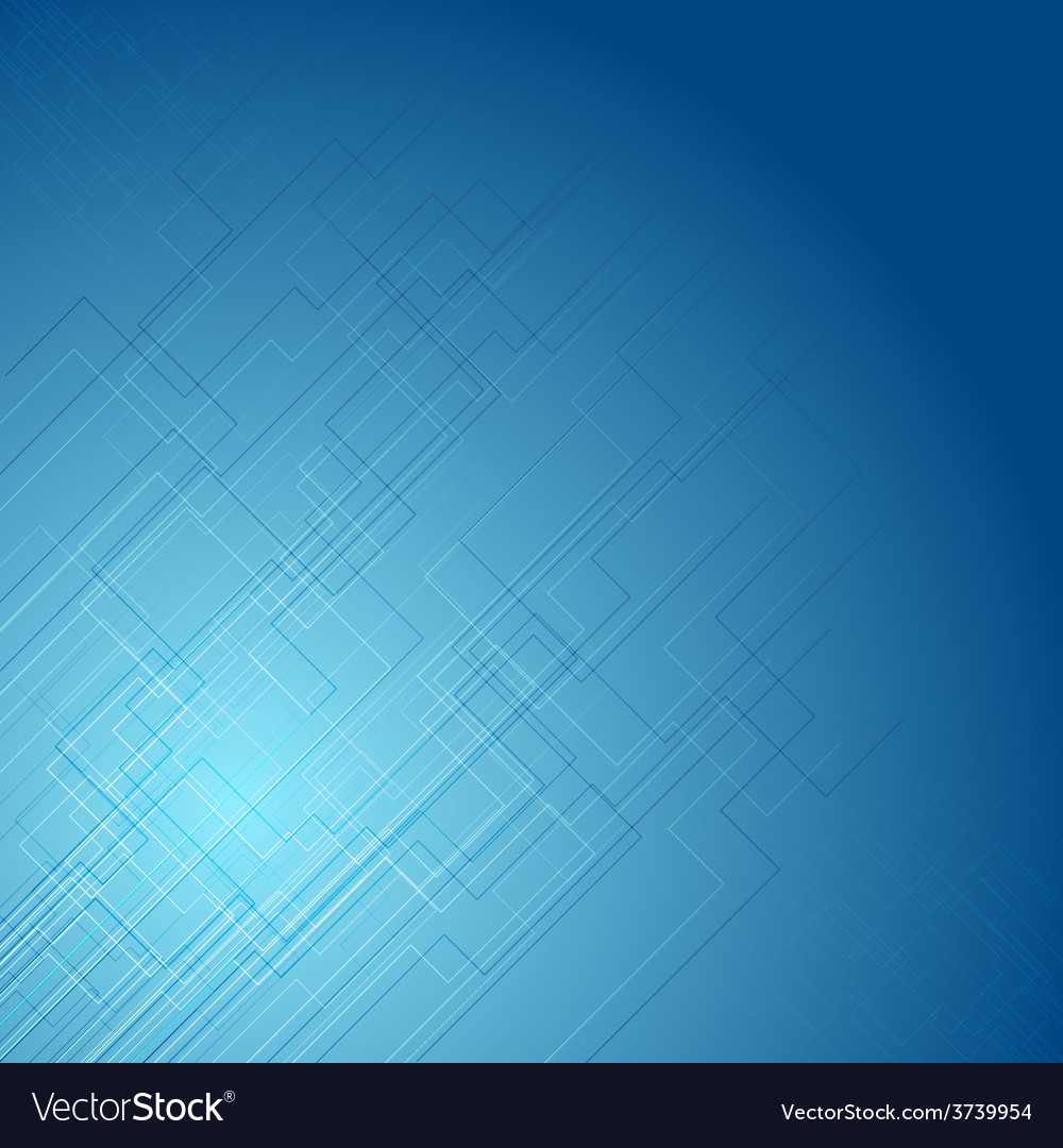 Blue tech texture design vector | Price: 1 Credit (USD $1)