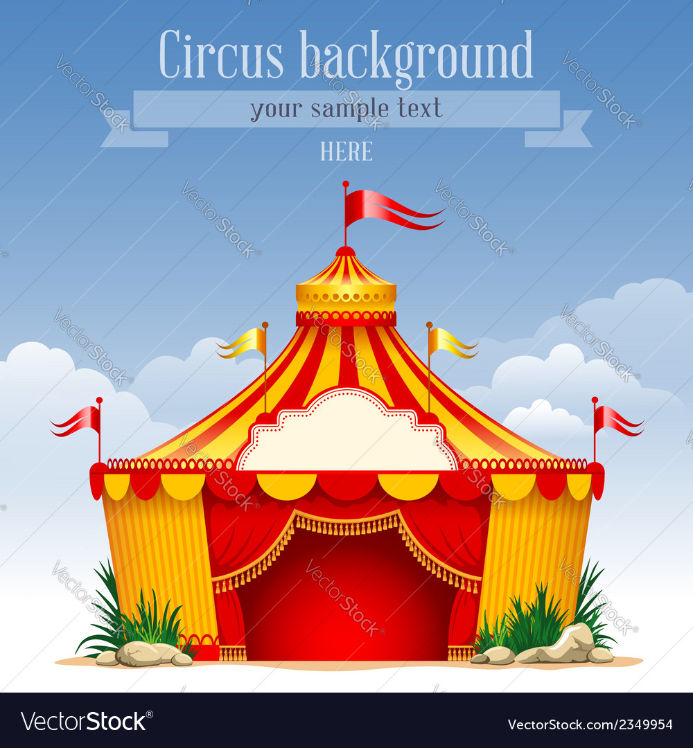 Circus vector | Price: 3 Credit (USD $3)