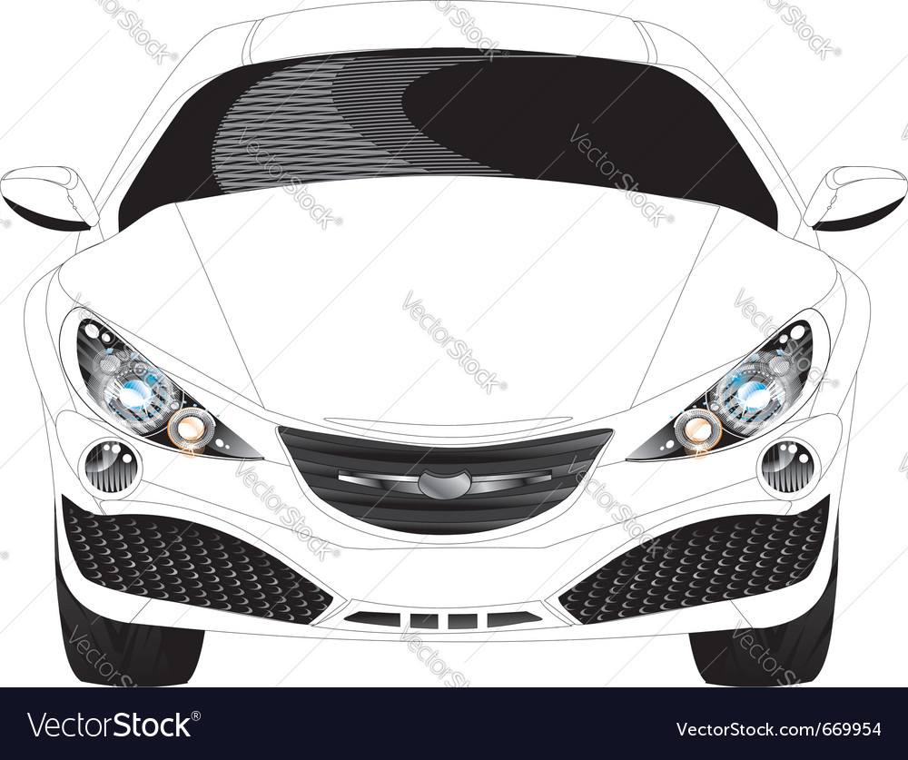 Concept vehicle vector | Price: 1 Credit (USD $1)