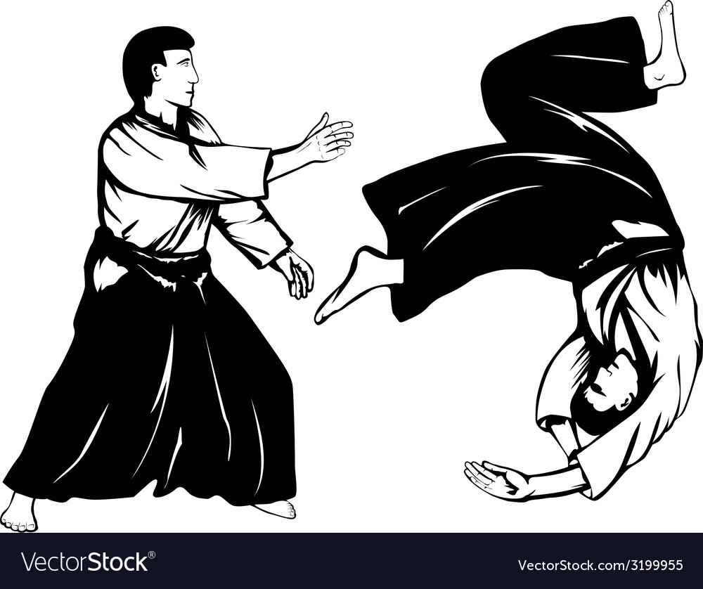 Aikido5 vector | Price: 1 Credit (USD $1)