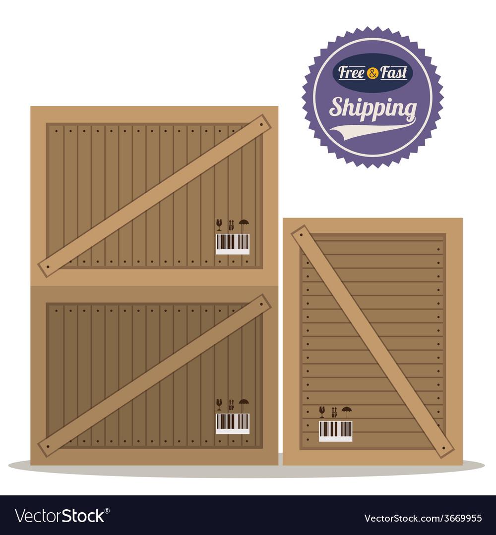 Delivery design vector   Price: 1 Credit (USD $1)