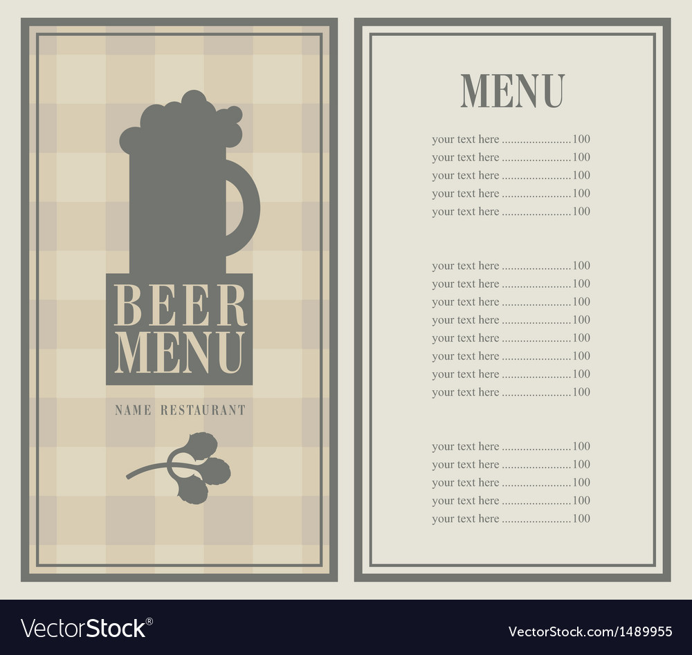 Menu bar vector   Price: 1 Credit (USD $1)