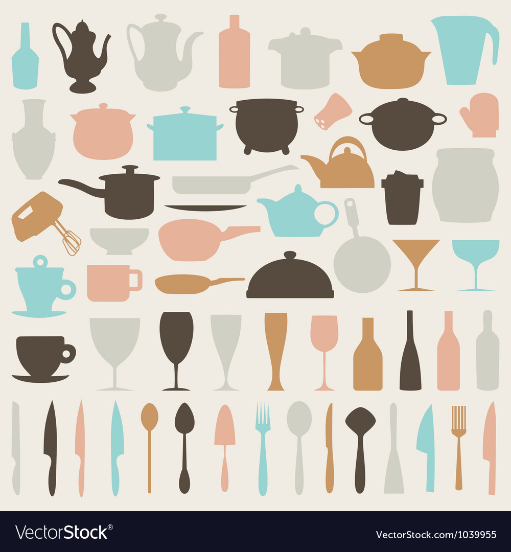 Ware icons6 vector | Price: 1 Credit (USD $1)