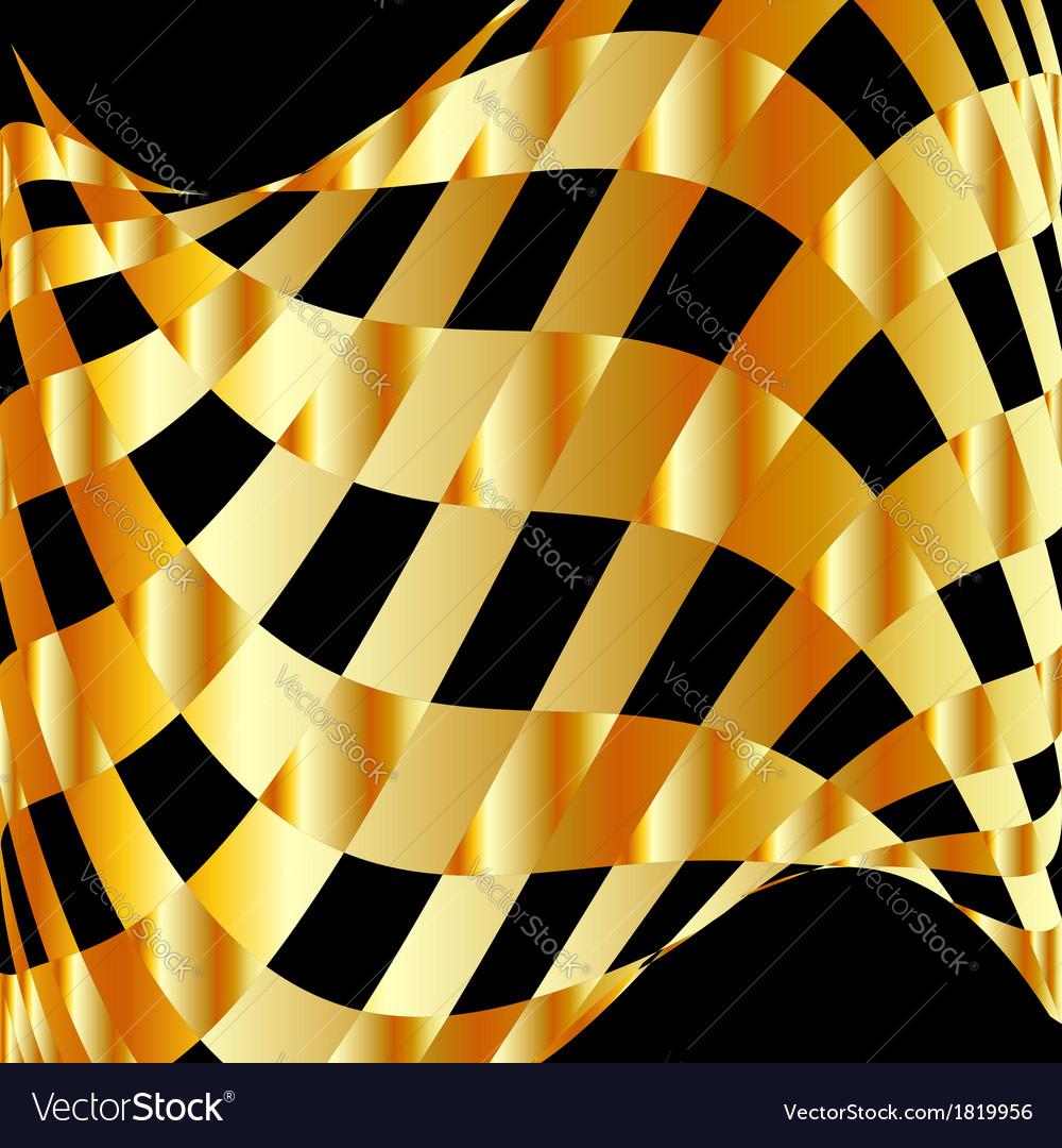 Golden metal background vector | Price: 1 Credit (USD $1)