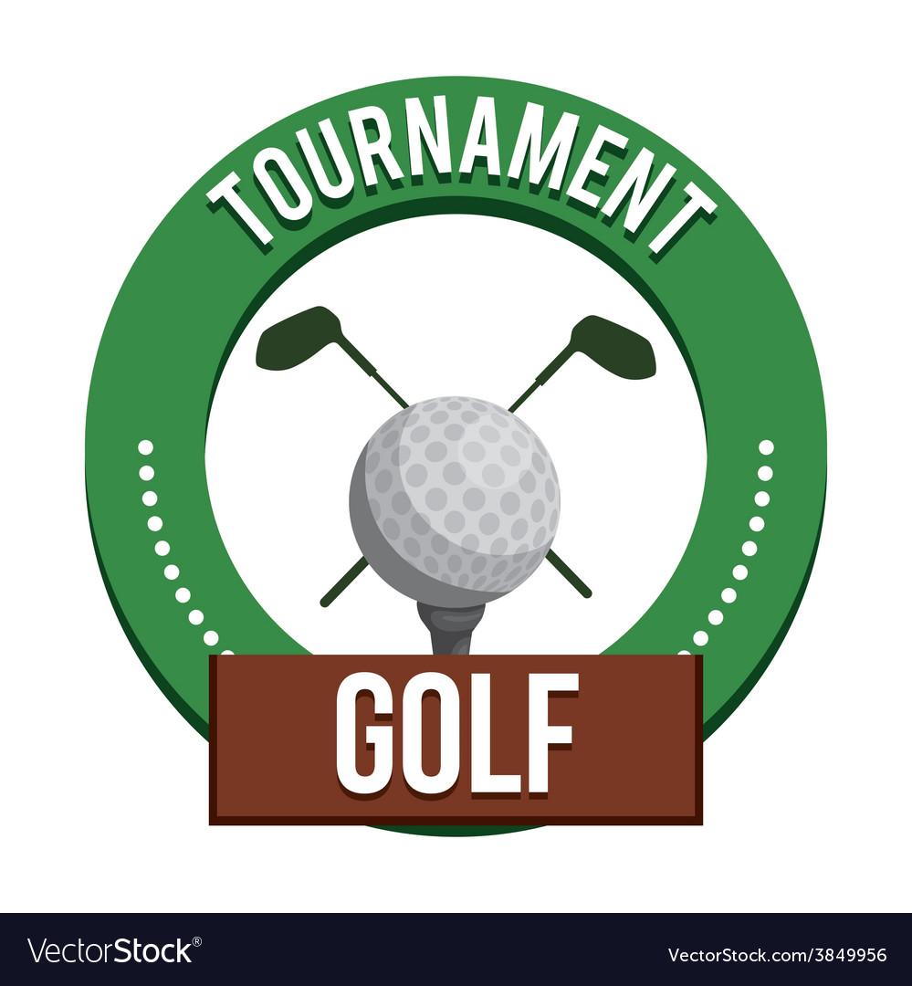 Golf club vector   Price: 1 Credit (USD $1)