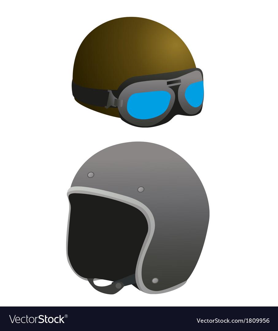 Helmet vector | Price: 1 Credit (USD $1)