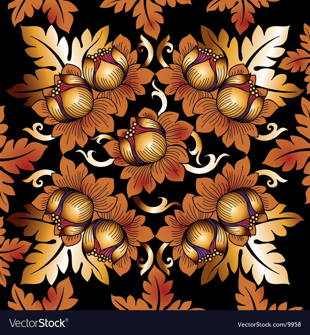 Ornament backgrounds vector