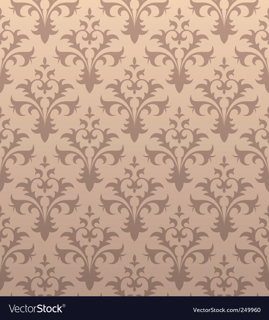 Antique wallpaper vector | Price: 1 Credit (USD $1)
