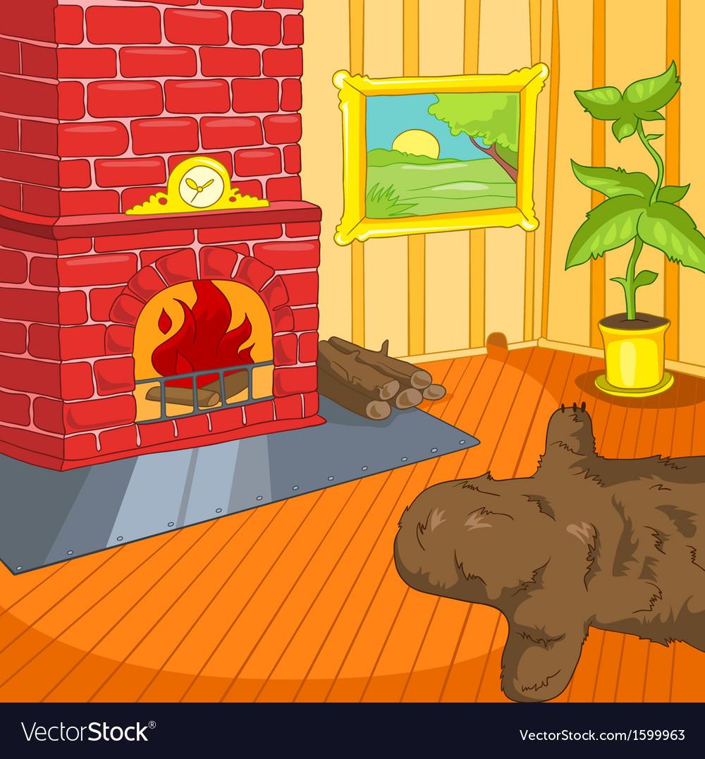 Room cartoon vector | Price: 1 Credit (USD $1)