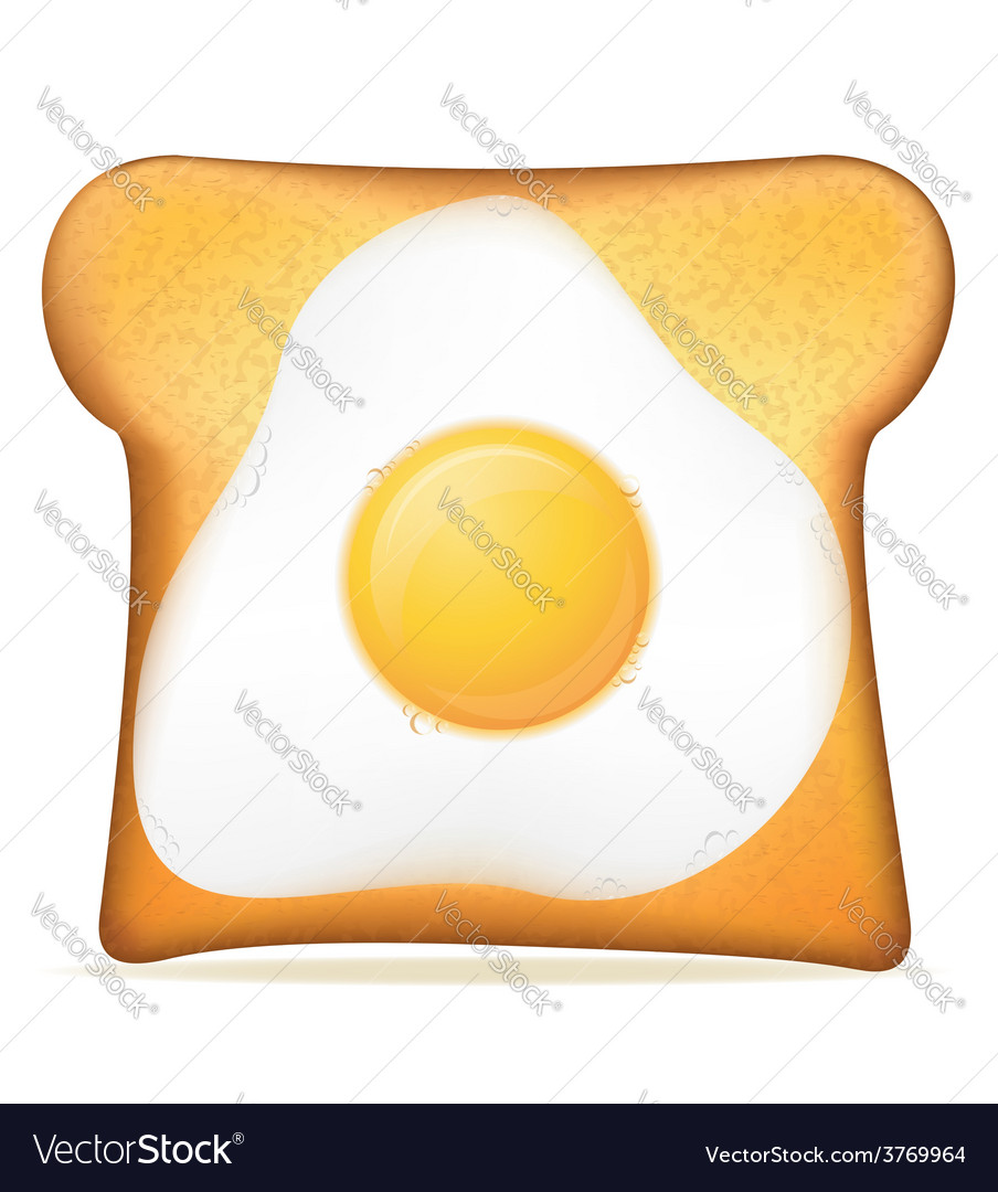 Toast 02 vector | Price: 1 Credit (USD $1)
