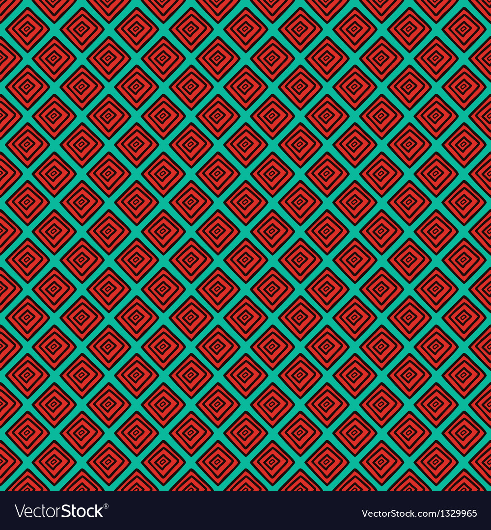 Abstract square pattern vector | Price: 1 Credit (USD $1)